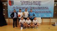 Czarni Morawica z piłkarskim Pucharem Burmistrza