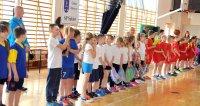 Powiatowy Turniej Dziecięcej Piłki Ręcznej