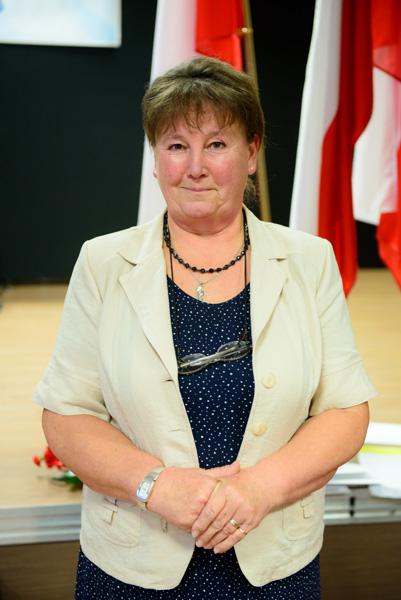 Zaczek-Kucharska Ewa - Przewodnicząca Rady
